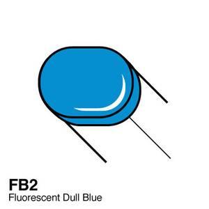 Bilde av Copic - Sketch Marker - FB2 - FLUORESCENT - DULL BLUE