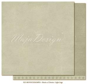 Bilde av Maja -  927 - Monochromes - Shades of Denim - Light sage