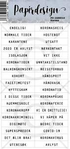 Bilde av Papirdesign - Klistremerker - 2100514 - Korona