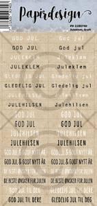 Bilde av Papirdesign - Klistremerker - 2100740 - Juleklem, kraft