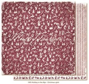 Bilde av Maja Design - 1045 - Holiday in the Alps - Christmas spirit