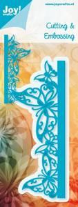 Bilde av Joy Crafts - 6002-0251 - Die - Noor Design - Butterflies Edge
