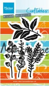 Bilde av Marianne Design - Craftables dies - CR1432 - Herbs & leaves