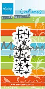 Bilde av Marianne Design - Craftables dies - CR1448 - Punch die - Star