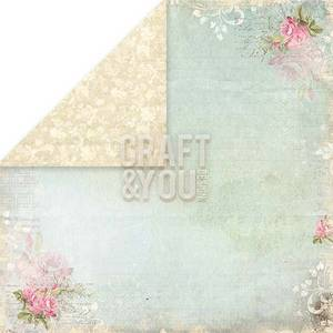 Bilde av Craft & You - WG04 - Wedding Garden 04 - 12x12