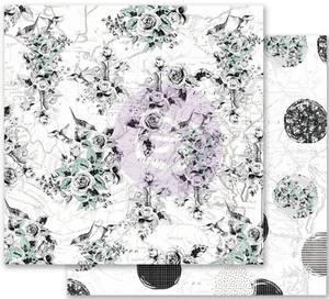 Bilde av Prima - 848323 - 12x12 - Flirty Fleur - Traveling Florals