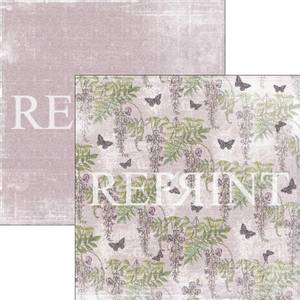 Bilde av Reprint - 12x12 - RP0267 - Lilac Paris Collection - Wisteria