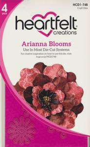 Bilde av Heartfelt Creations - Arianna Blooms - Cut & Emboss Dies