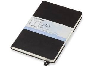 Bilde av Moleskine - Art Collection - Watercolor Notebook - Large - 200g