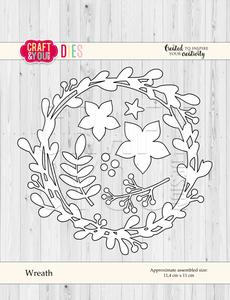 Bilde av Craft & You - Dies - CW057 - Wreath