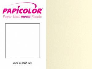 Bilde av Papicolor - Kartong - 12x12 - 331 - Metallic - Ivory