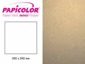 Bilde av Papicolor - Kartong - 12x12 - 338 - Metallic - Gull