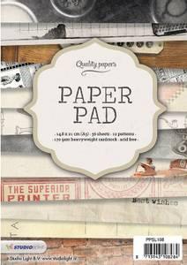 Bilde av Studiolight -  108 - PaperPad 14,8x21cm - PPSL108