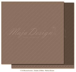 Bilde av Maja - 1114 - Monochromes - Shades of Miles - Walnut Brown