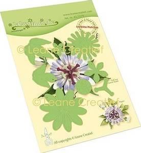 Bilde av Leane Creatief - 45.7279 - Lea'bilities Die - Passion Flower
