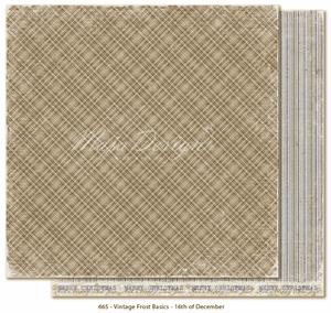 Bilde av Maja Design - VINTAGE FROST BASIC 665 - 16TH OF DESEMBER