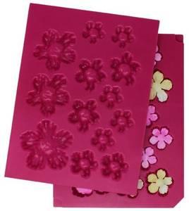 Bilde av Heartfelt Creations - 3D Wild Rose Small - Shaping Mold