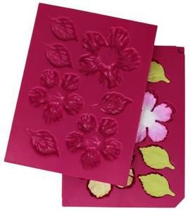 Bilde av Heartfelt Creations - 3D Wild Rose Large - Shaping Mold