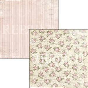 Bilde av Reprint - 12x12 - RP0320 - Music & Roses - Scribbled Roses