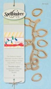 Bilde av Spellbinders - S2-232 - D-Lites Die - Twinkle Lights