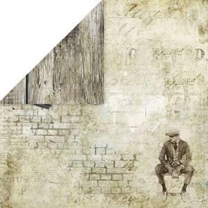 Bilde av Craft & You - VM01 - Vintage Man 01 -12x12