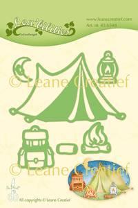 Bilde av Leane Creatief - 45.6548 - Lea'bilities Die - Camping
