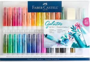 Bilde av Faber-Castell - Gelatos 770161 - Gift Set
