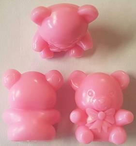 Bilde av Baby Shower - Teddy Bears - Pink - 6 stk