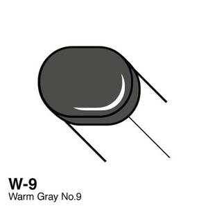 Bilde av Copic - Sketch Marker - W9 - WARM GRAY NO.9