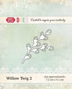Bilde av Craft & You - Dies - CW008 - Willow Twig 2