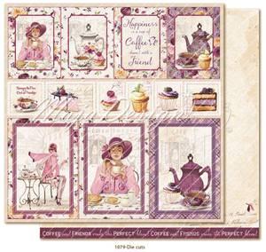 Bilde av Maja Design - 1079 - Little street café - Die cuts