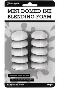 Bilde av Ranger - Inkssentials - Mini Domed Ink Blending Foam - 10 stk