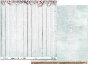 Bilde av Studiolight - 12x12 - ScrapWF02 - Winter Feelings 02