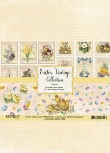 Bilde av Reprint -  A4 - RBP001 - Vintage Easter Collection Pack