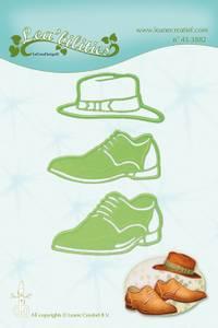 Bilde av Leane Creatief - 45.3882 - Lea'bilities Die - Men shoes & hat