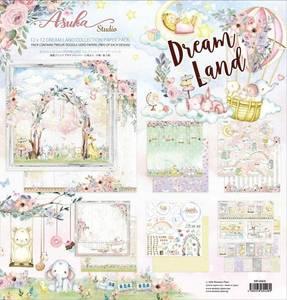 Bilde av Memory Place - Dreamland - 12x12 Paper Pack