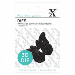 Bilde av Xcut Dies - XCU 503603 - Mini Die - 3D Butterfly