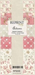 Bilde av Reprint - Slimline Paper Pack - RPS008 - Autumn