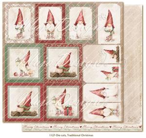 Bilde av Maja Design - 1127 - Traditional Christmas - Die cuts